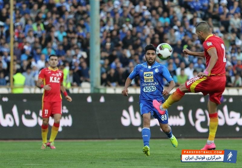 ایوب والی : هیچ برخوردی با عباسزاده نداشتم و تصمیم داور درست بود ؛ پارس فوتبال