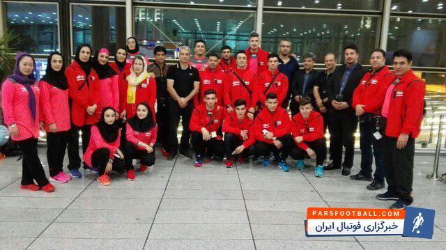 رئیسجمهور قهرمانی تیم ملی ووشو را تبریک گفت؛ تبریک روحانی به مناسبت شاهکار تیم ملی ووشو