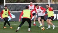 اسامی بازیکنان اتلتیکومادرید برای دیدار برابر رئال مادرید در مسابقات لالیگا مشخص شد