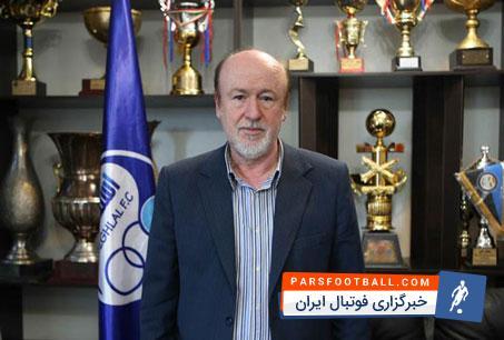 افتخاری ؛ با قانون جدید مجلس افتخاری در آستانه جدایی از استقلال ؛ پارس فوتبال