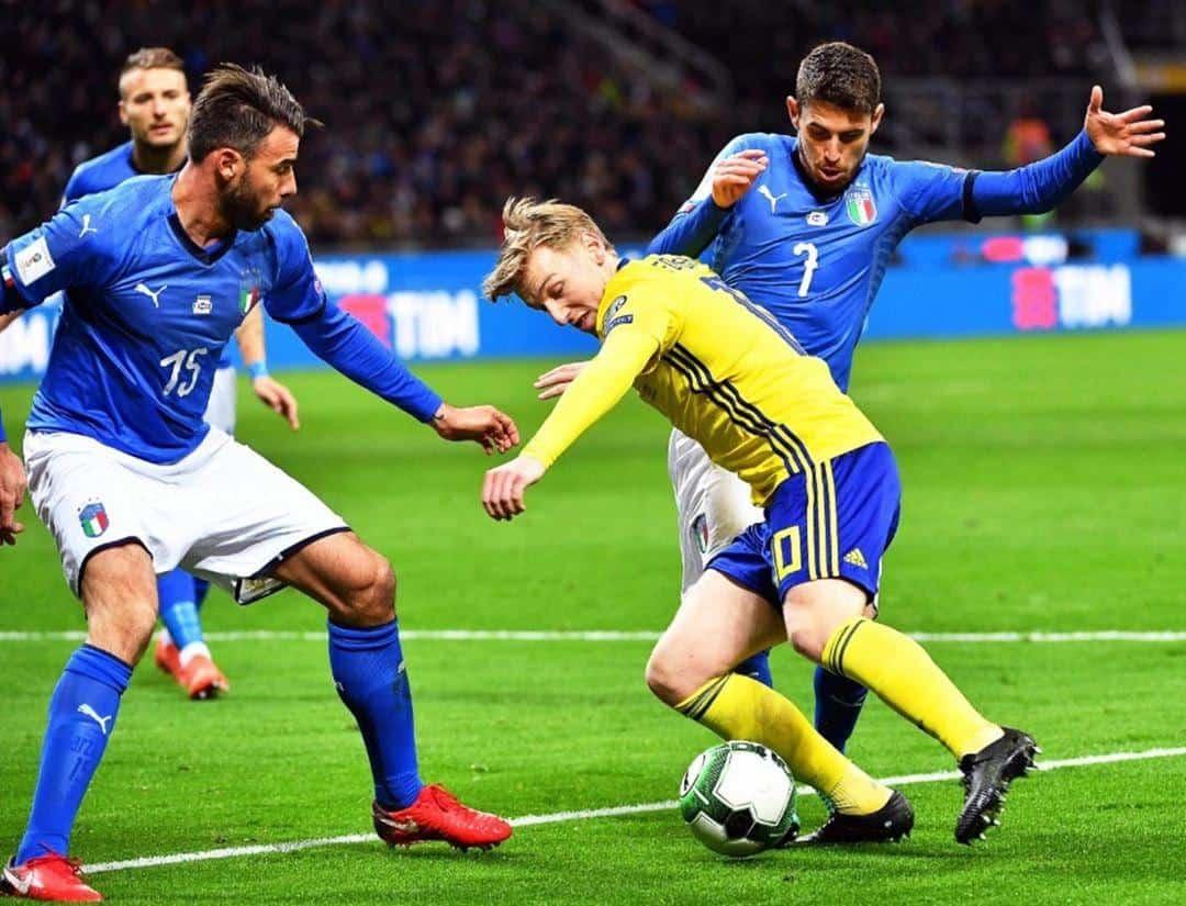 ضرر عدم صعود به جام جهانی برای ایتالیا حدود 500 تا 600 میلیون یورو به طور مستقیم خواهد بود