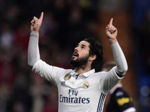 10 گل برتر و تماشایی از ایسکو هافبک اسپانیایی تیم فوتبال رئال مادرید