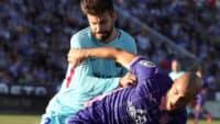 باشگاه بارسلونا رسما اعلام کرد که قصد دارد به کارت زرد جرارد پیکه اعتراض کند