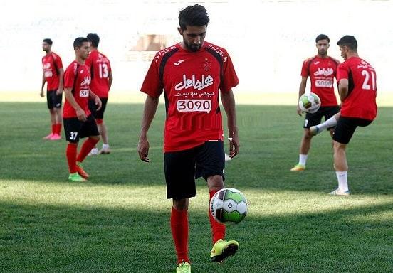 رسن که عضو این تیم امید عراق است، باید ۵، ۶ بازی از پرسپولیس و لیگ دور باشد