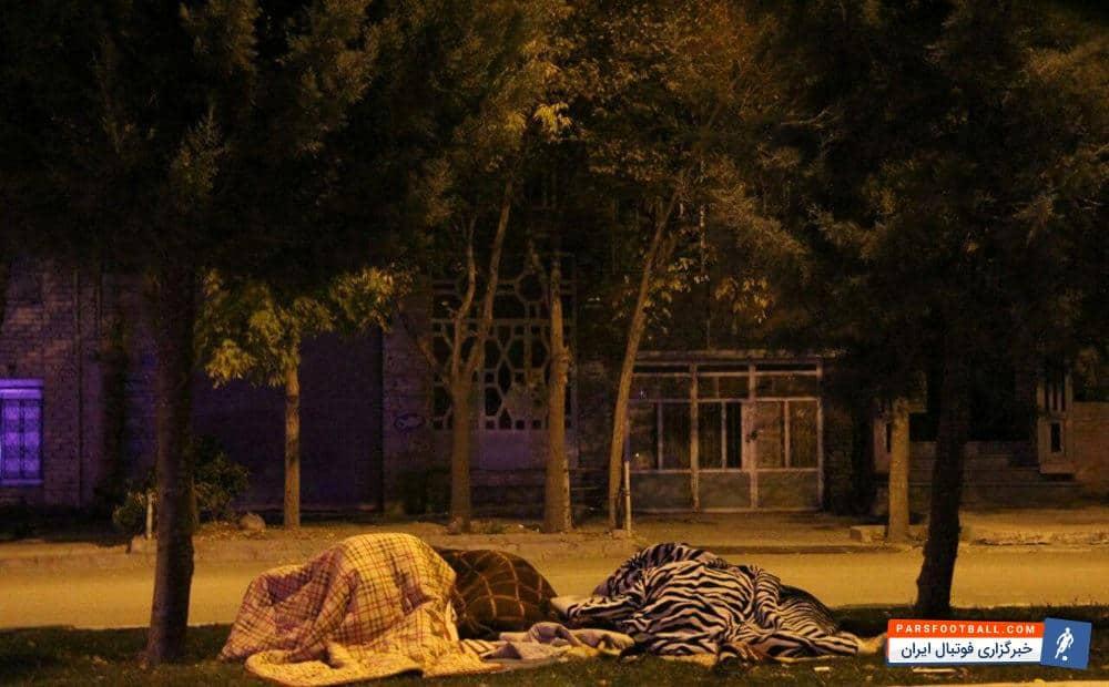 پیشنهاد آذری به بهاروند در مورد بلیت فروشی هفته دوازدهم ، اختصاص به زلزله زدگان کرمانشاه
