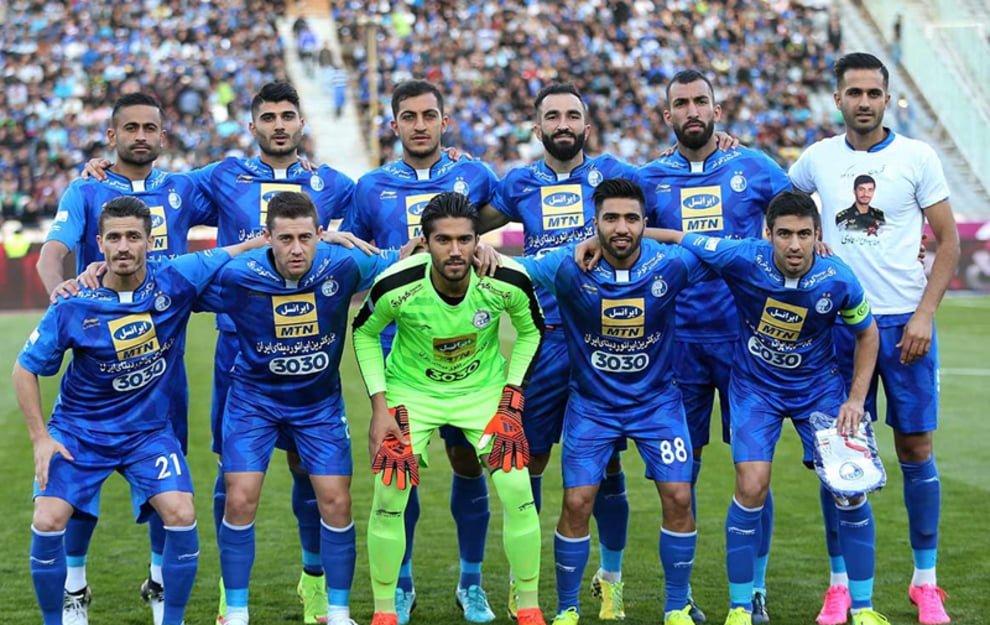 ترکیب احتمالی تیم فوتبال استقلال برای دیدار برابر تیم فوتبال پیکان اعلام شد