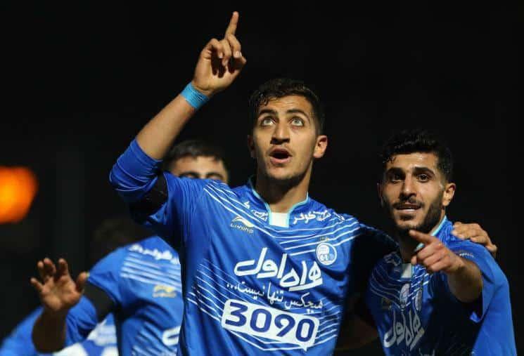 مجید حسینی مدافع جوان تیم فوتبال استقلال به احتمال زیاد پیشنهاد اروپایی دارد