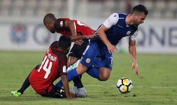 تیم فوتبال ذوب اهن به دنبال جذب سروش رفیعی بازیکن ایرانی تیم الخور قطر است