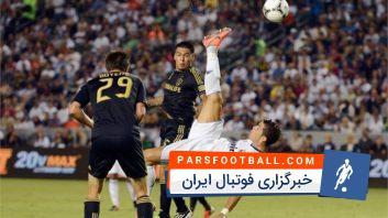 برترین گل های کریس رونالدو ستاره رئال مادرید با ضربات قیچی برگردان