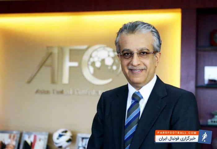 شیخ سلمان ؛ قول شیخ سلمان به سعودیها برای برخورد با باشگاههای ایرانی