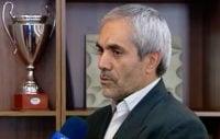 سلطانی فر با استعفای طاهری از تیم پرسپولیس به صورت رسمی موافقت کرد