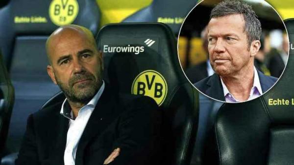 ماتئوس : در هفته های اخیر تیم دورتموند بسیار بد کار کرده است انگار اتفاق بدی افتاده است