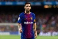 مروری بر عملکرد لیونل مسی ستاره بارسلونا در ماه گذشته میلادی 2017/2018