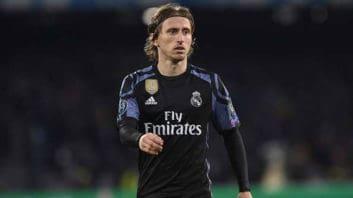 مهارت های برتر دفاعی و هجومی لوکا مودریچ هافبک کروات تیم فوتبال رئال مادرید