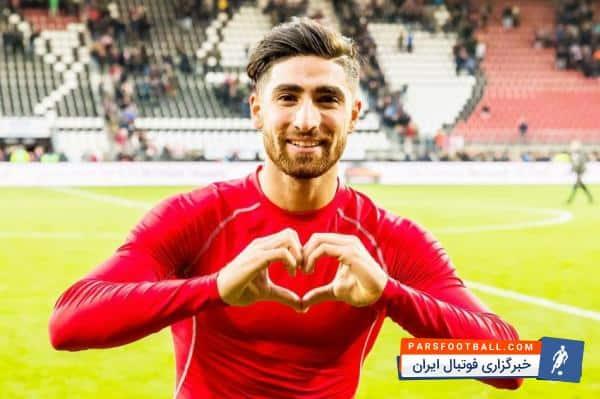 تیم فوتبال ناپولی در لیست خریدش نام علیرضا جهانبخش لژیونر ایرانی را قرار داده است