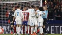 باشگاه رئال مادرید قصد دارد برای کارت زرد ناچو ، مدافع تیمش، درخواست فرجام خواهی دهد
