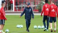هاینکس سرمربی بایرن : روند آماده سازی تیم خوب پیش می رود، آماده بازی برابر آگزبورگ هستیم