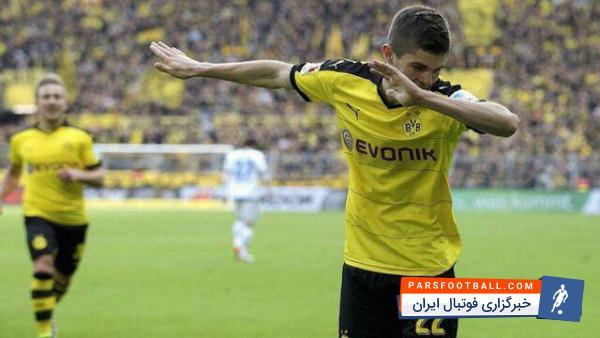 دورتموند کلیپ جالب و دیدنی از 5 گل برتر بازیکنان جوان این تیم فوتبال باشگاه های آلمان