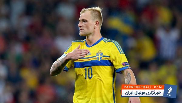 جان گویدتی ، بازیکن سوئد ، معتقد است تیمش می تواند از پس کار برآید و به جام جهانی برسد