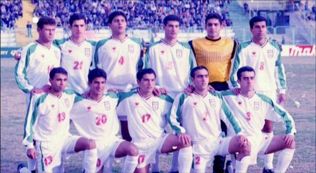 گفتگو با بهرام اسماعیلی در آیتم نوستالوژی برنامه نود 29 آبان 96 ؛ پارس فوتبال