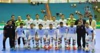 تیم ملی فوتسال کشورمان در مناطق زلزلهزده استان کرمانشاه حضور یافت