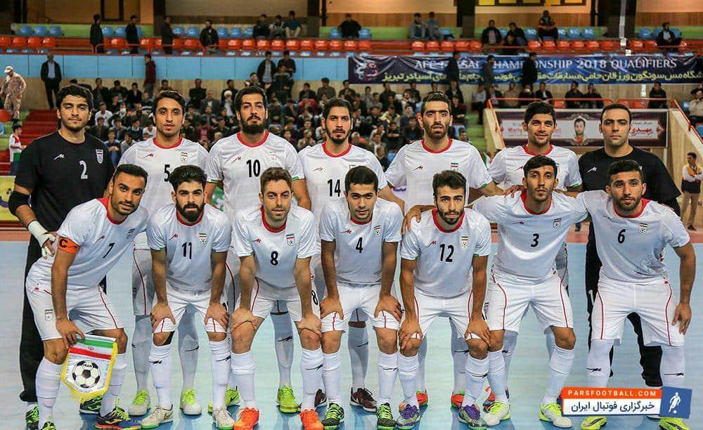 فوتسال ؛ 17نفر به اردوی تیم ملی فوتسال دعوت شدند ؛ اسامی نفرات دعوت شده به تیم ملی فوتسال