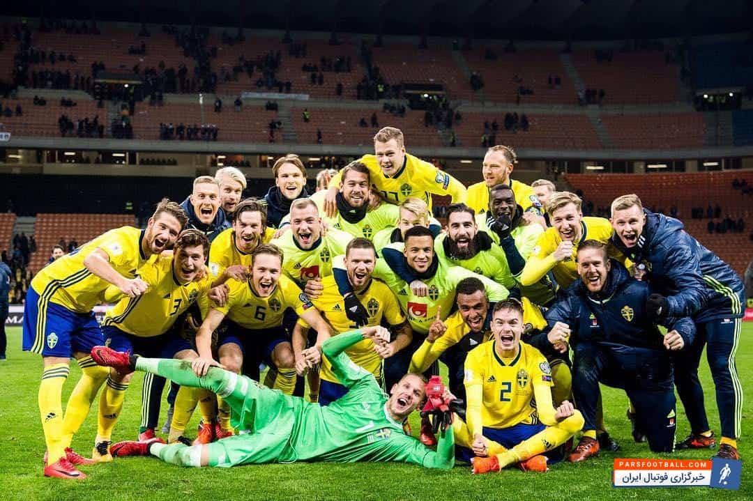 واکنش زلاتان ابراهیموویچ به حذف ایتالیا توسط صعود در پلی آف جام جهانی 2018 روسیه