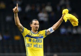 واکنش زلاتان ابراهیموویچ به حذف ایتالیا توسط سوئد در پلی آف جام جهانی 2018 روسیه