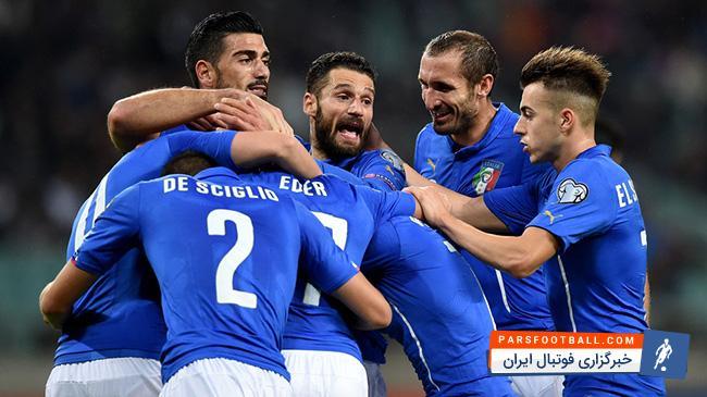 با حذف ایتالیا از جام جهانی بوفون نمی تواند رکورد بیشترین تعداد حضور در جام جهانی را ثبت کند