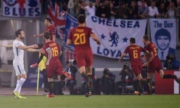 رم دیشب در یک بازی برتر توانست تیم فوتبال چلسی را با نتیجه 3 بر 0 شکست دهد