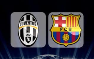 خلاصه بازی بارسلونا و یوونتوس