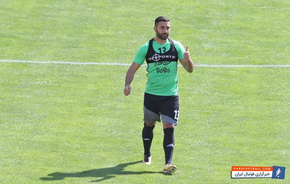 سامان قدوس ستاره تیم ملی
