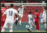 سوپر سیو سید جلال حسینی مقابل تیم ونزوئلا