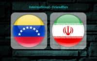 کلیپی از خلاصه بازی تیم ملی ایران و ونزوئلا در بازی دوستانه 22 آبان 96