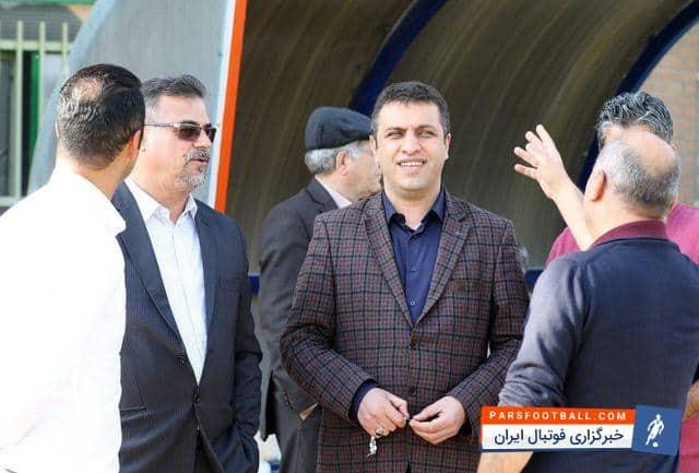 علی امیری : مطمئنا دوباره به کورس صعود بر میگردیم ؛ پارس فوتبال