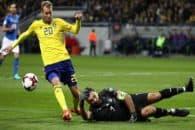 دلایل شکست تیم ملی ایتالیا برابر سوئد در دور رفت مرحله پلی آف انتخابی جام جهانی