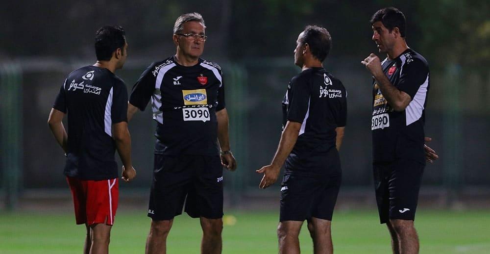 روزنامه ابرار ورزشی : برانکو : برای تغییر فوتبال انگلیسی به ایران آمده ام