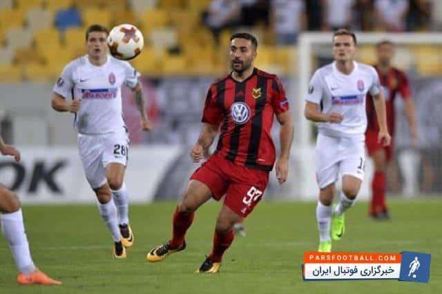 سامان قدوس به تیم ملی فوتبال ایران اضافه شد ؛ خبرگزاری فوتبال ایران