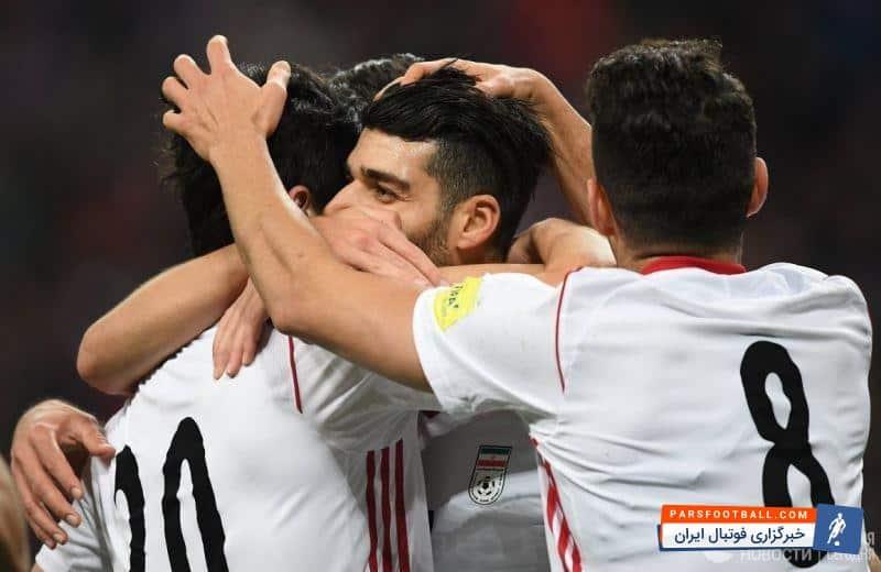 تیم ملی فوتبال - تیم ملی ایران - علی اکبر استاداسدی - تیم ملی