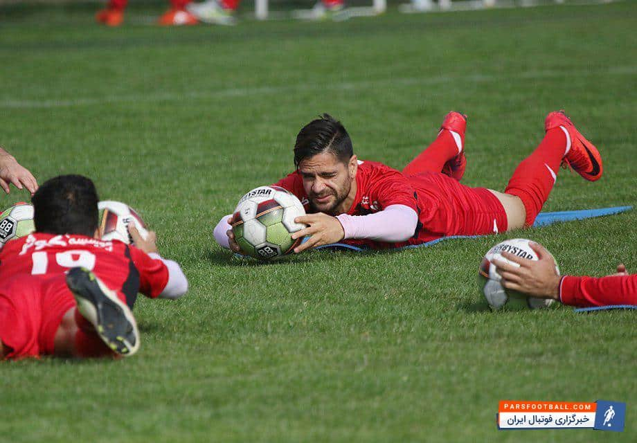 کمال کامیابی نیا احتمالا در لیگ بیستم کاپیتان پرسپولیس می شود ؛ خبرگزاری فوتبال ایران