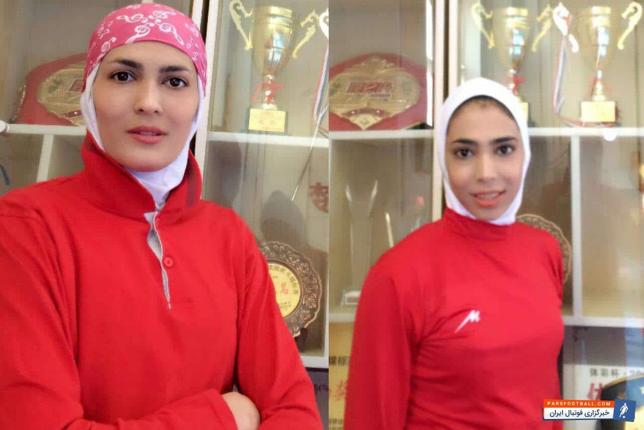 سهیلا منصوریان : تصمیم گرفتم انصراف دهم چون تجربه الهه بیشتر است ؛ پارس فوتبال