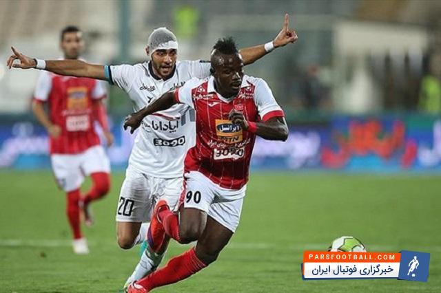 گادوین منشا ؛ رنجی که گادوین منشا میکشد ؛ خبرگزاری فوتبال ایران ؛ پارس فوتبال