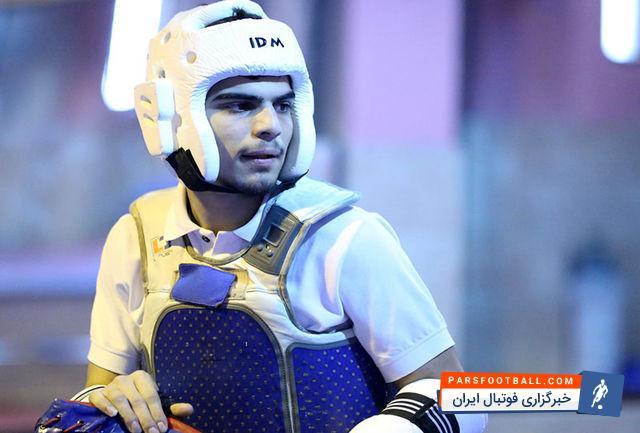 ابوالفضل یعقوبی : حرفهای تمرین کردهام تا بهترین عملکرد را داشته باشم ؛ پارس فوتبال