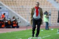 پرسپولیس در در ورزشگاه آزادی تنها شکست خود در لیگ و حذف در جام حذفی را نظاره گر بود