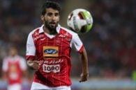 بشار رسن در بازی برابر بادران تسلط فوق العاده اش بر توپ را بار دیگر نشان داد