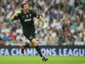 بوفون سنگربان تیم فوتبال یوونتوس ایتالیا ممکن است سال دیگر هم به فوتبال بازی کردن ادامه بدهد