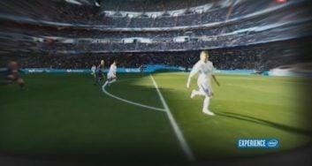 تکنولوژی فوق پیشرفته اینتل در بازی رئال و بارسلونا