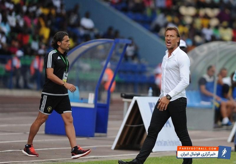 واکنش رنار سرمربی تیم ملی فوتبال مراکش به پیروزی مقابل ایران در جام جهانی