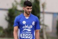 زکی پور با دریافت کارت زرد سه اخطاره شد و بازی برابر استقلال خوزستان را از دست داد