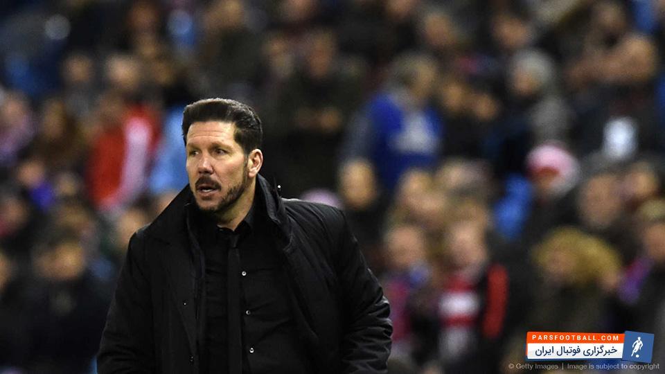 سیمئونه: حذف بارسلونا مقابل رم برای من عجیب نبود ؛ عجیب ترین واکنش درباره حذف بارسلونا